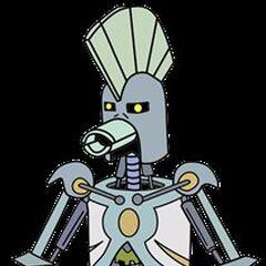 Fantasma Robot de las Navidades Pasadas del Futuro en <a href=