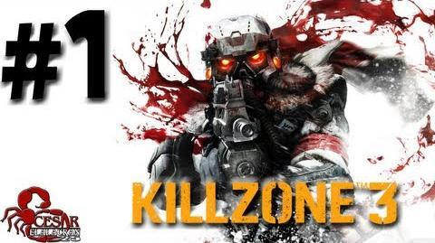 Killzone 3 - Gameplay (Español Latino) Parte 1 HD