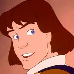 Príncipe Derek en <a href=