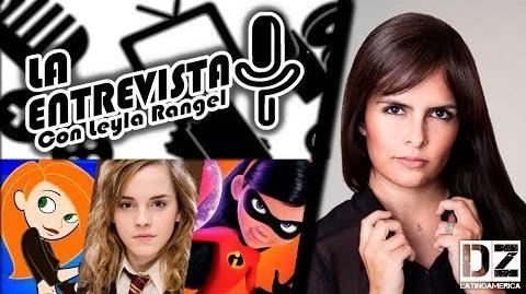 La Entrevista con Leyla Rangel - DubZoneLA