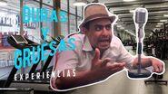 Las DURAS y GRUESAS experiencias de JUAN ALFARO en el gym. (Ep