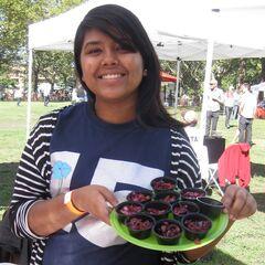 Molly Bhuiyan en Chopped: Eliminado
