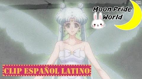 Sailor Moon Crystal - Acto 10 Moon Luna Español Latino