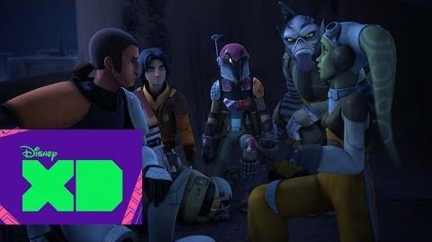 Star Wars Rebels - Estado de sitio en Lothal