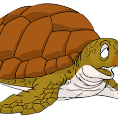 Tortuga de mar (2ª voz) en <a href=