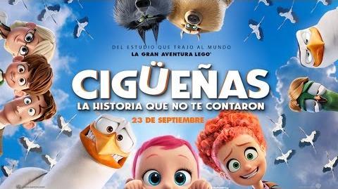 CIGÜEÑAS - LA PELÍCULA-0