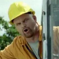 Conductor de la excavadora también en <a href=