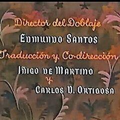 Estreno original y VHS de Videovisa (1992)