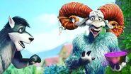 Nuevas Películas Animadas 2020 Entre Lobos y Ovejas 2