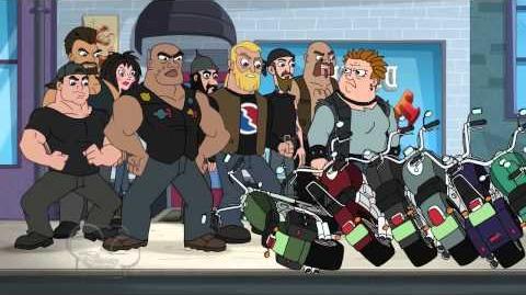 Phineas y Ferb - Mis camaradas del Mal - Español Latino