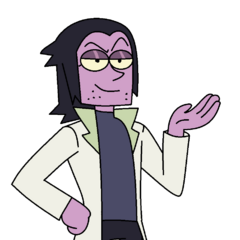 Profesor Venenoso en <a href=
