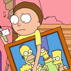 Morty Smith en <a href=