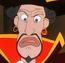 Capitan Garfio Anime