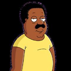Cleveland Brown en <a href=