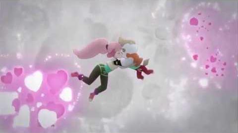 Doblaje en español del personaje Lucy, para la serie animada Dofus, los tesoros de Kerubim - Parte 2