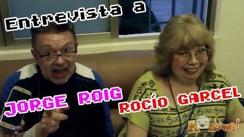 Entrevista a Rocío Garcel y Jorge Roig