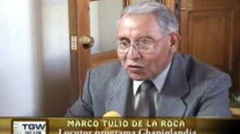 Entrevista con Marco Tulio de la Roca