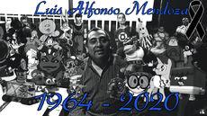 Homenaje a Luis Alfonso Mendoza