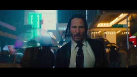 John Wick 3 Parabellum - Trailer Teaser Doblado