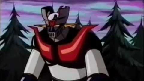 Mazinger Z -01 El nacimiento de un Robot Milagroso