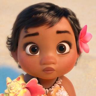 Moana (bebé) en <a href=