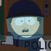 Policia con proteccion SP