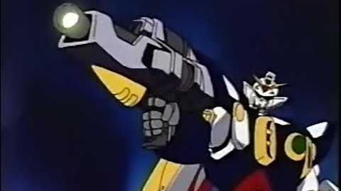 Promocional Gundam Wing En Toonami - Cartoon Network LA (Enero 2003)