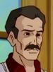 Sr. Walters. Walters de Hulk El hombre increíble (serie animada) Episodio Recuerdos 001