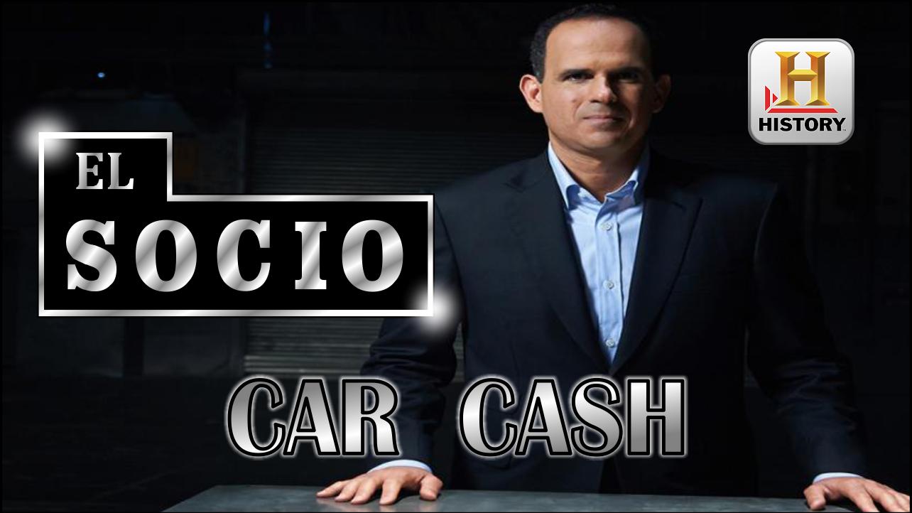 """EL SOCIO - """"CAR CASH"""" (Temp. 1 - Ep"""