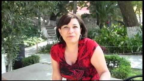 ENTREVISTA ROSSY AGUIRRE Doblaje Mexicano Parte 1