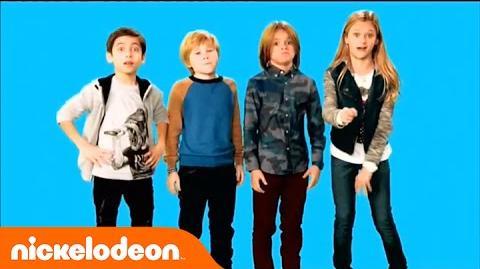 Nicky, Ricky, Dicky & Dawn ¿Quién es el Culpable? Promo Español Latino
