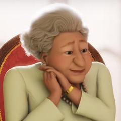 La Reina en <a href=