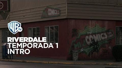 Riverdale Temporada 1 Intro