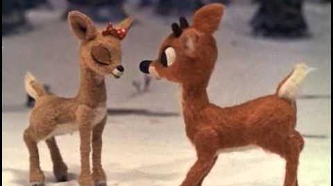 Rudolph El Reno de la nariz roja