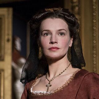 Catherine Walker como Madame Scarron en <a href=
