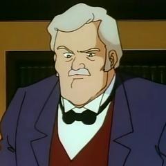 El Sr. Archibald Craven en <a href=