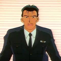 Capitán Bokuto en <a href=