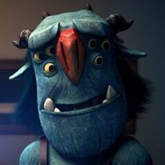 Blinky en <a href=