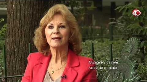 Conociendo a Magda Giner