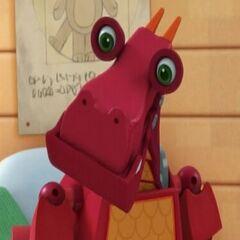 Dragón Bot en <a href=