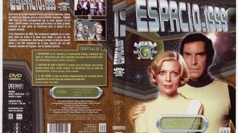 Espacio 1999 1x01 Martin Landau (1975) Audio Latino ® Manuel Alejandro 2016
