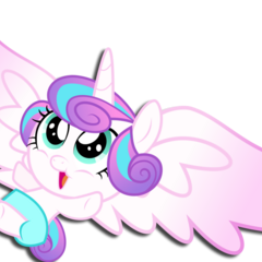 Princesa Flurry Heart en <a href=
