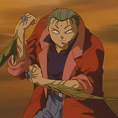 Mamoru Kusanagi en <a href=