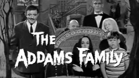 LOS LOCOS ADAMS - SERIE DE TV 1964 ( INTRO ESPAÑOL LATINO )