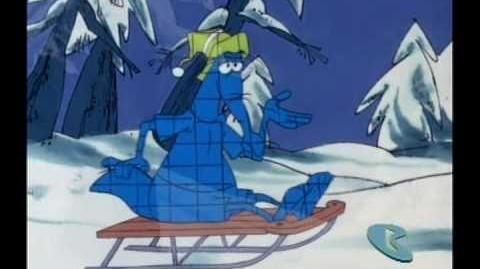 La Hormiga y El Oso Hormiguero - Me Da En La Nariz Que Hace Frio