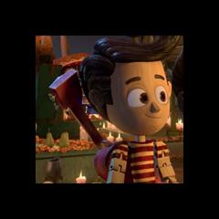 Manolo Sánchez (niño) en <a href=