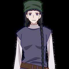 Mitsuru Kagurazaka en <a href=