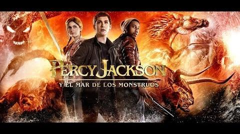 Percy Jackson y el Mar de los Monstruos - Tráiler Latino (2013)
