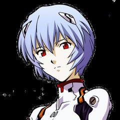 Rei Ayanami de <a href=