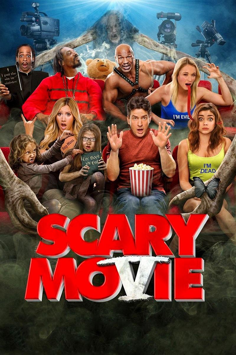 Scary Movie 5 Doblaje Wiki Fandom